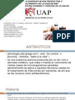Diapos de Antibioticos