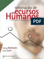 Administração de Recursos Humanos Capítulo 8