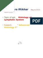 Lymphoid System Ppt