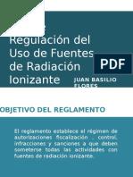 1 Uso de Fuentes de Radiacion Ionizante