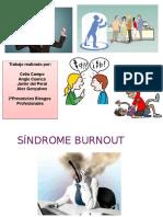 Burnout, Mobbing,Violencia Fisica y Verbal