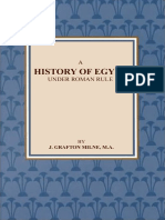 Grafton Milne - History of Egypt Under Roman Rule.pdf