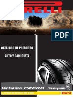 Manual Aplicaciones Pirelli Web
