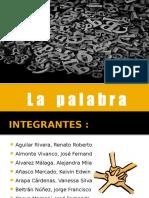 Estructura Del Parrafo