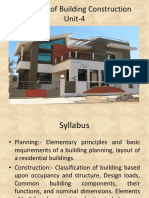 Common Building Components