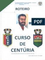 Curso Pré-centúria Roteiro