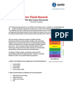 Arc Flash Root Cause Discussion3 UPDATE 0