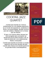 Cocktail Jazz Quartetf