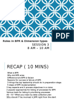 Bpr Session 3