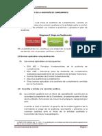2. Planificación de La Auditoría de Cumplimiento