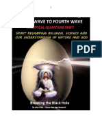 From Third Wave to Fourth Wave - A Critical Quantum Shift