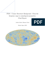 Cosmic microwave background fluctuations