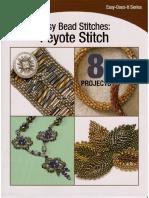 Bead&Button Products - Easy Bead Stitches. Peyote Stitch.pdf