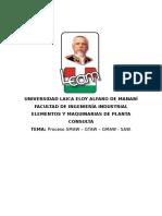 Consulta Elementos Proceso Smaw