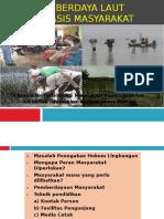 Konservasi Sumberdaya Laut Berbasis Masyarakat