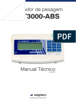 WT 3000 ABS Weightech