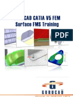 GURUCAD_CATIA_V5_FEM_Surface_FMS_Training_DE