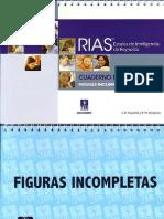 Cuaderno de Estimulos (2); Figuras Incompletas