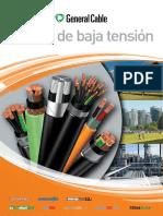 Cables de Baja Tension