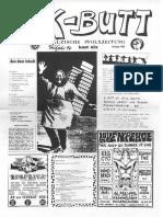 K-BUTT. Välzische Pfolxzeitung. Nr. 7 (1994)