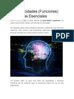 10 Capacidades cognitivas