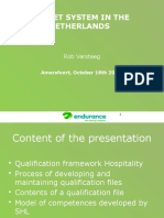 Presentatie VET in NL