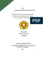 Tonsilofaringitis Cbd