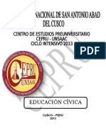 Educación Cíbica. (2013)m