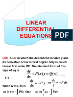 What is a Differential Equation...?