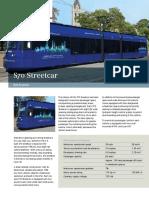 Streetcar Datasheet Lr Sm