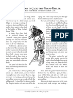 The Blue Fairy Book 003 the History of Jack the Giant Killer (1)