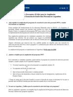 Guía práctica para que argentinos tramiten la VISA para los EEUU