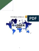 Tutorial Gvsig 2 1 Rodbermaps