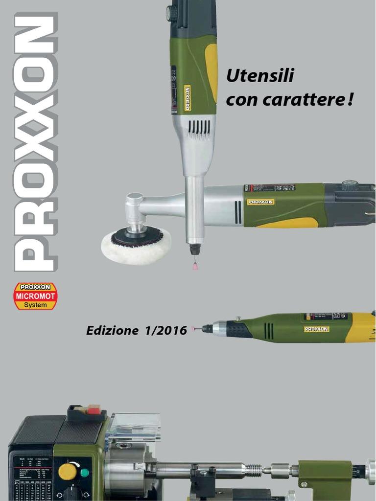 5 mm Proxxon 1,27 cm 1//2-Inserti da 100 mm per viti a brugola