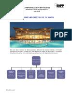 Los Departamentos de Un Hotel PDF