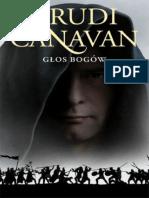 Canavan Trudi - Era Pięciorga T. 3 - Głos Bogów