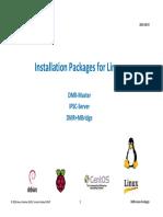 DMR+Linux-Packages