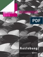 ConcreteDesignCompetition 2015 16 METAMOPHOSIS Auslobungsunterlagen