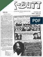 K-BUTT. Välzische Pfolxzeitung. Nr. 11