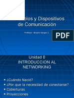 Protocolos y dispositivos