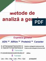 Metode de studiu a genelor (1).pptx