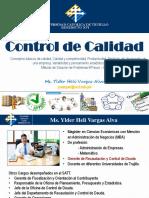 Diapositivas de Control de Calidad - 01