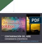 Aire - Contaminantes