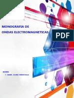 Monografia de Ondas Electro Magneticas