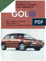 Manual de Reparacion y Ajustes - GOL