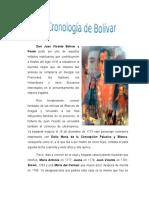 Trabajo de Bolivar de Windy Angelica
