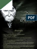Arthur Koestler - Creatividad y Bisosiación