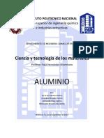 Resumen Aluminio Materiales PDF