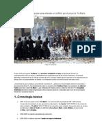 10 Puntos Que Debes Revisar Para Entender El Conflicto Por El Proyecto Tía María