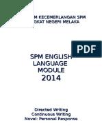 Bahasa Inggeris Program Kecemerlangan JPN Melaka 2014.doc